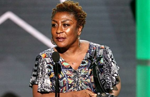 Mama Burna takes centre stage over iconic speech at BET…