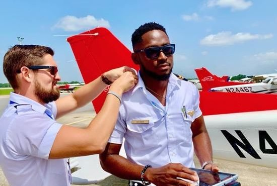 Miracle, BBNaija winner, bags pilot certification