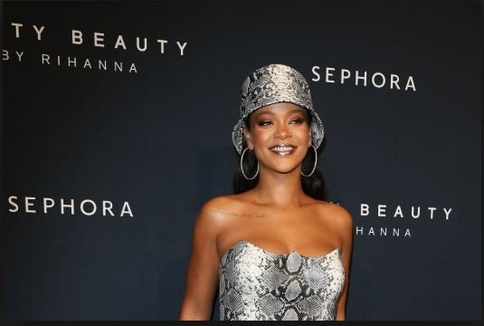 Rihanna named world's richest female musician — despite not releasing…