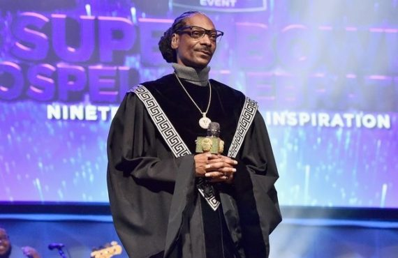 Snoop Dogg bashed for using Paul Gascoigne's picture in anti-alcohol abuse