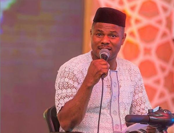 Yinka Ayefele addresses rumors of welcoming triplets with wife