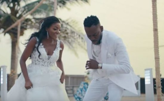WATCH: Simi and Adekunle Gold are couple goals in 'By…