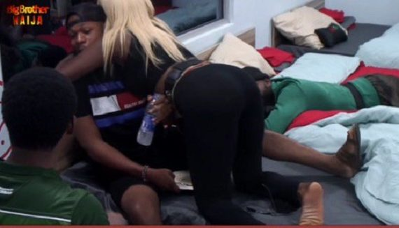 FG lodges complaint about BBNaija live sex to NBC
