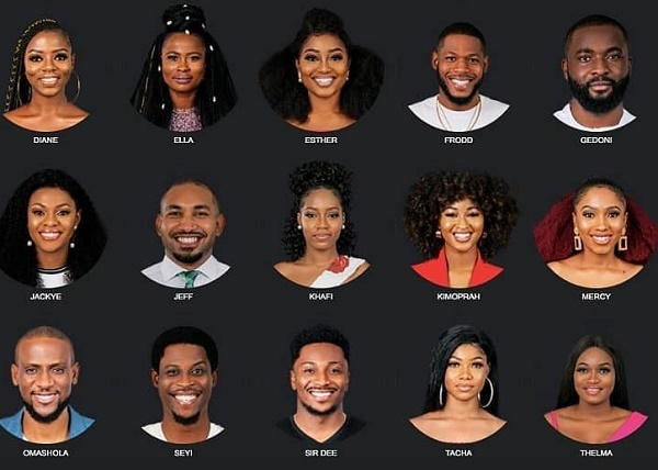 BBNaija 2019: Meet the housemates for season 4
