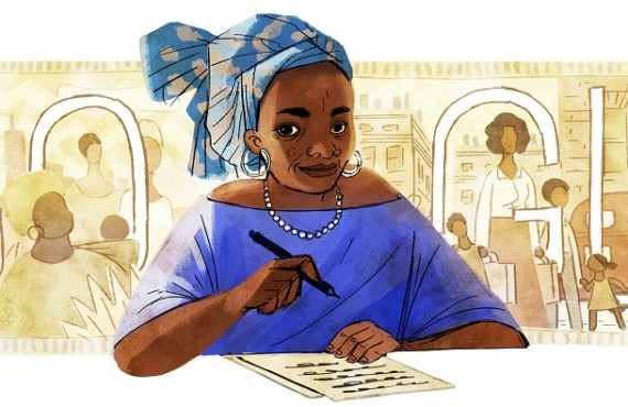 Google celebrates Emecheta, Nigerian author, on 75th posthumous birthday