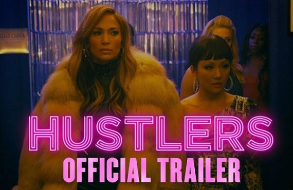 WATCH: Jennifer Lopez, Cardi B strip and scam in 'Hustlers'…
