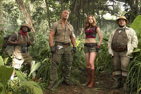 WATCH: The Rock, Kevin Hart return to jungle in 'Jumanji: The Next Level' trailer