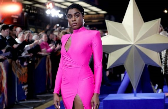 Lashana Lynch, black-British actress, to play 007 in new 'James…