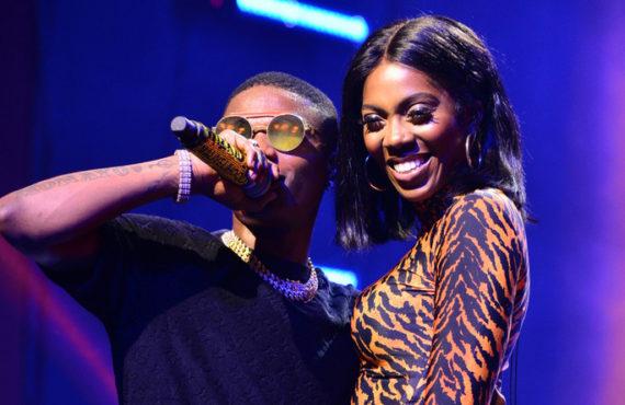 WATCH: Wizkid, Tiwa Savage feature on DJ Spinall's 'Dis Love'