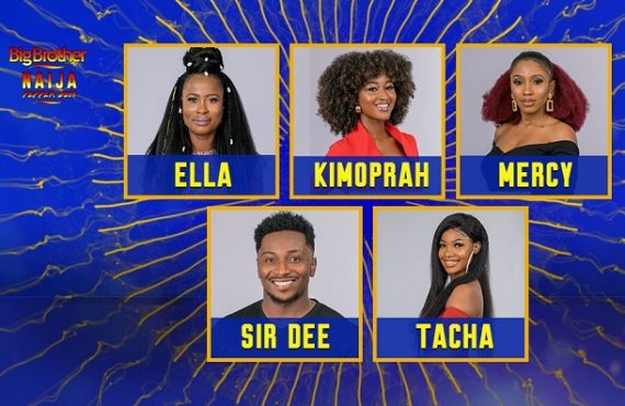 BBNaija Day 9: Frodd saved as Tacha, Ella are up for eviction