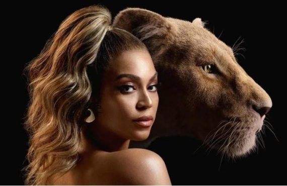 Beyonce features Burna Boy, Shatta Wale, Wizkid in 'Lion King'…