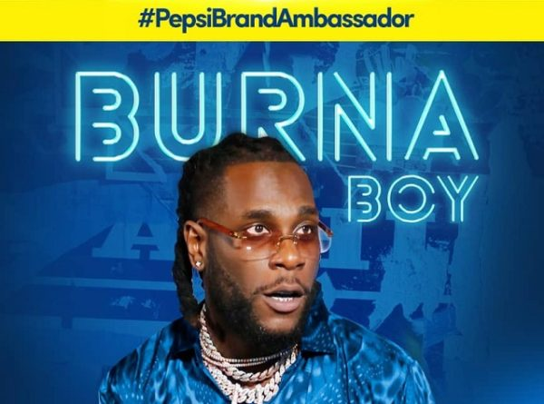 Burna Boy, Teni unveiled as Pepsi brand ambassadors