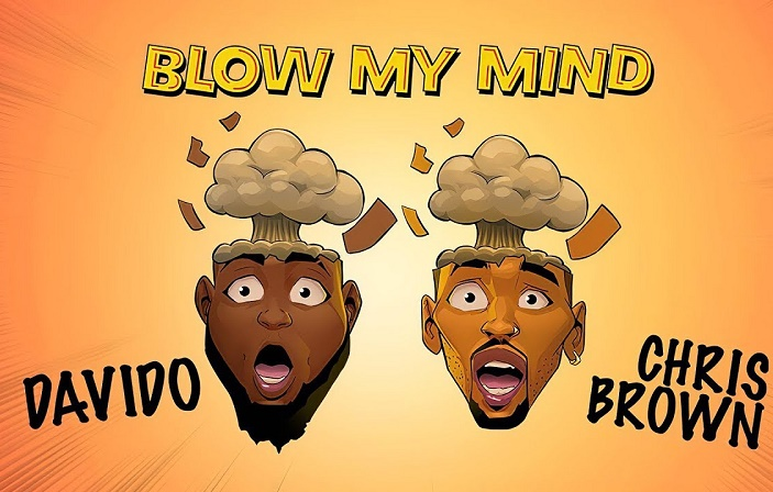 Fans Knock Davido, Chris Brown Over New Track, 'Blow My Mind'