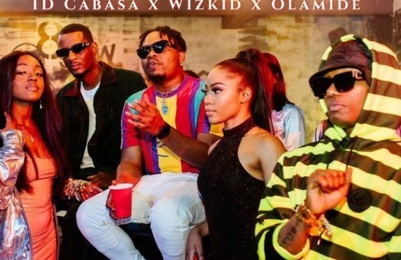 WATCH: Wizkid, Olamide connect with ID Cabasa for 'Totori' visuals