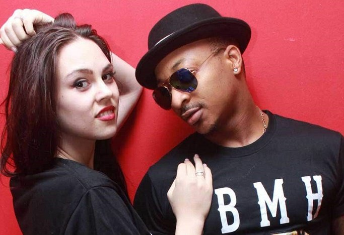 Ik Ogbonna and wife, Sonia Morales