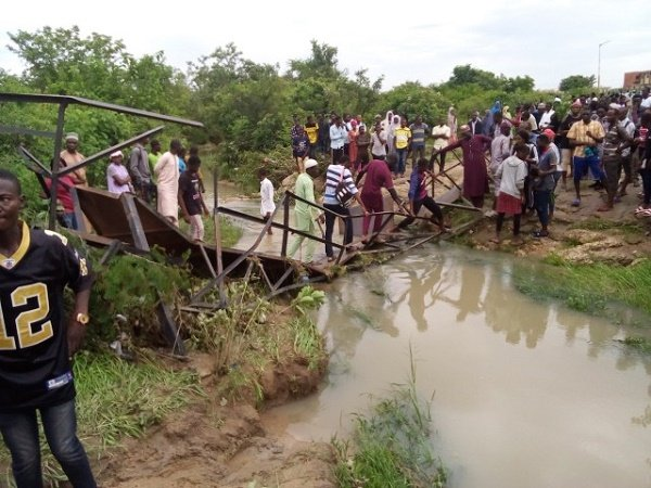 ATBU VC: 30 students were on bridge taking selfies before it collapsed