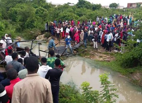 'Four students killed', many missing as ATBU bridge collapses