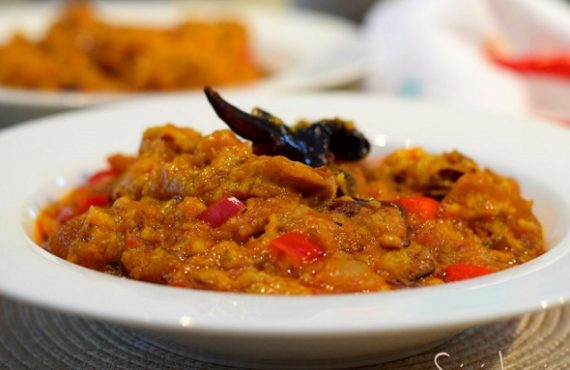 How to prepare Ikokore -- water yam pottage