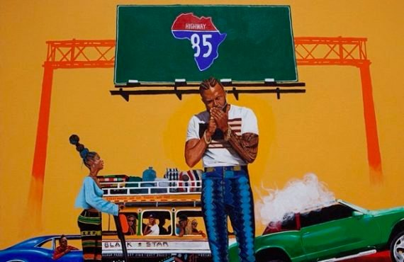 DOWNLOAD: Jidenna drops '85 to Africa', featuring Seun Kuti, Mr…