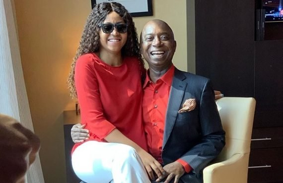 'My baby is having a baby' — Ned Nwoko announces…
