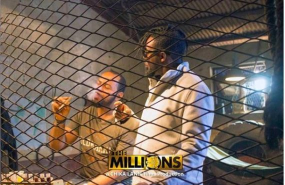 WATCH: Ramsey Nouah, AY play crime partners in 'The Millions'…