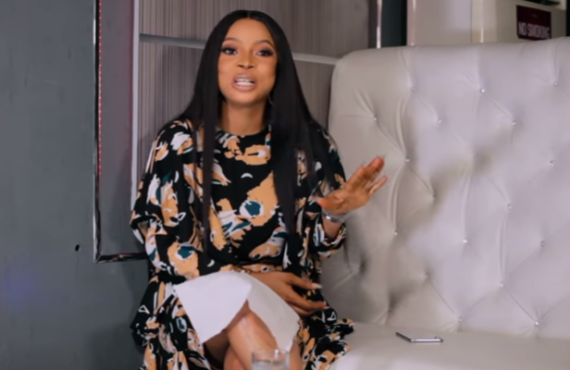 Toke Makinwa threatens to sue newspaper over report on 'seized…