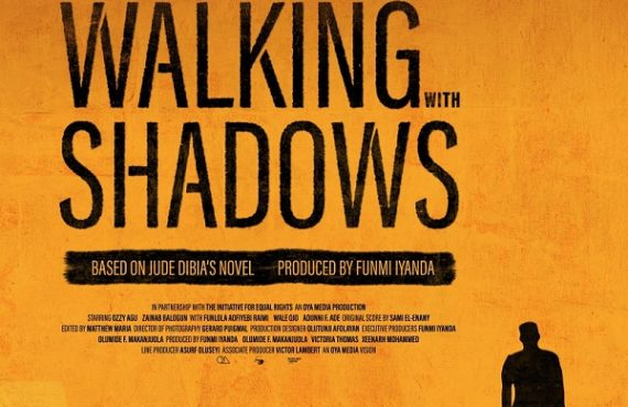 'Walking with Shadows', a movie produced by Funmi Iyanda, Nigerian talk show host and broadcaster, is set for a world premiere at the 2019 BFI London Film Fes