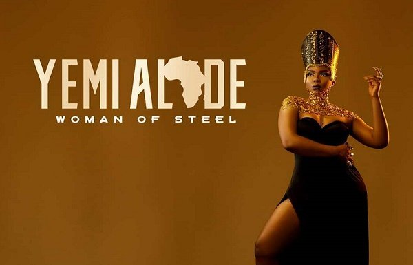 DOWNLOAD: Yemi Alade drops 15-track album 'Woman of Steel'