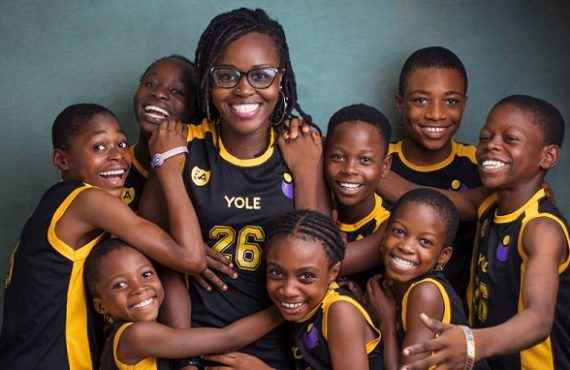 Meet Seyi Oluyole, Nigerian choreographer bettering the lives of kids…