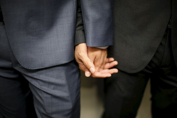 Homosexuality not genetically determined, says study