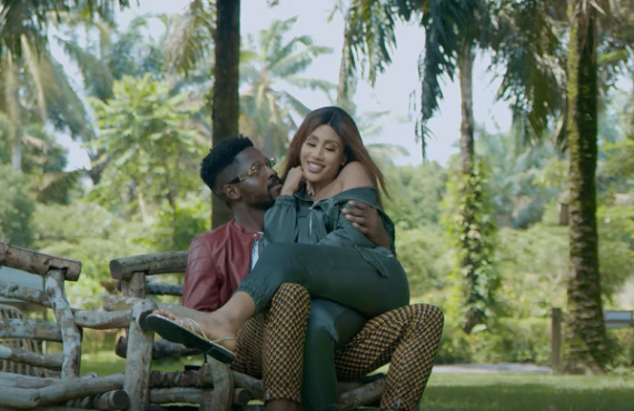 Waje's daughter, Johnny Drille to star in visuals for 'Udue'