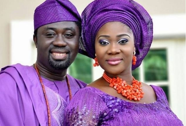 Mercy Johnson celebrates 8th anniversary with hubby