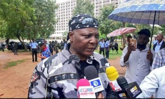 Charly Boy: Street protest can't change our leaders… I won't…