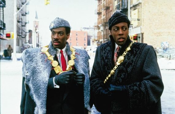 "Davido to make 'Hollywood debut' In ""Coming to America 2"""