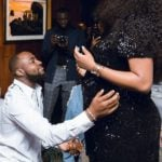 Davido confirms Chioma's pregnancy