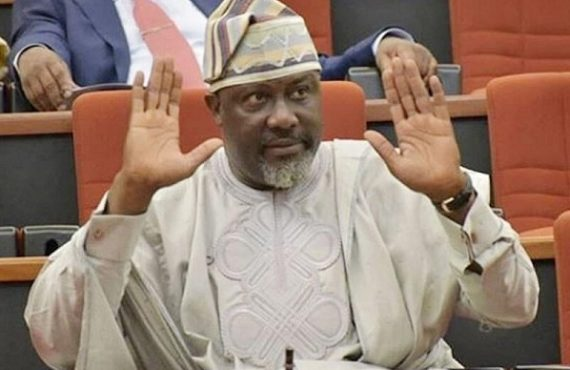 'I never dated her' – Dino Melaye denies having a…