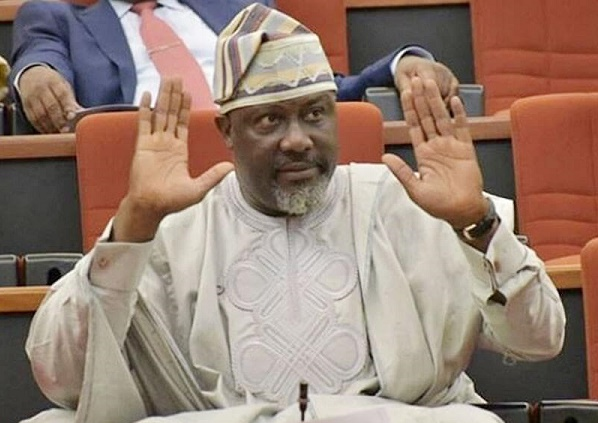 'I never dated her' – Dino Melaye denies having a child with Tboss