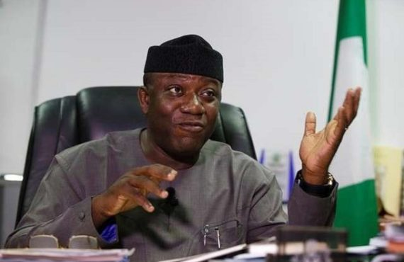 'I feel deep sorrow for the loss' – Fayemi orders…