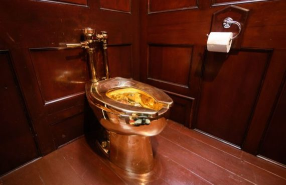 Toilet worth 'N1.8bn' stolen from British palace