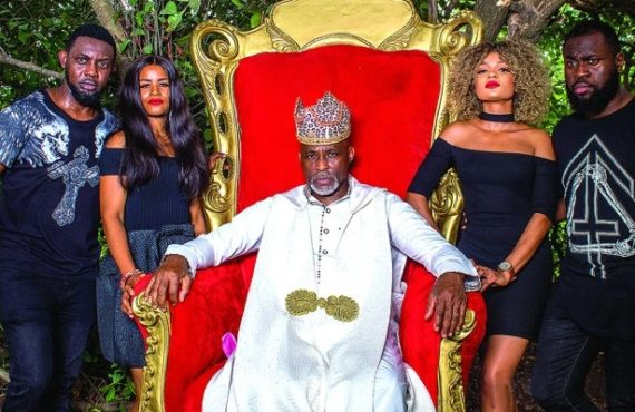 'Made in Heaven' hits cinemas featuring RMD, AY, Jide Kosoko
