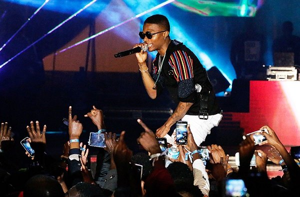 Wizkid to headline BBC Radio 1Xtra Live music event in UK