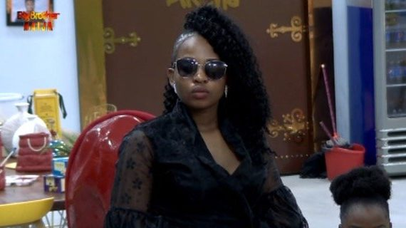 BBNaija: Cindy evicted from reality TV show