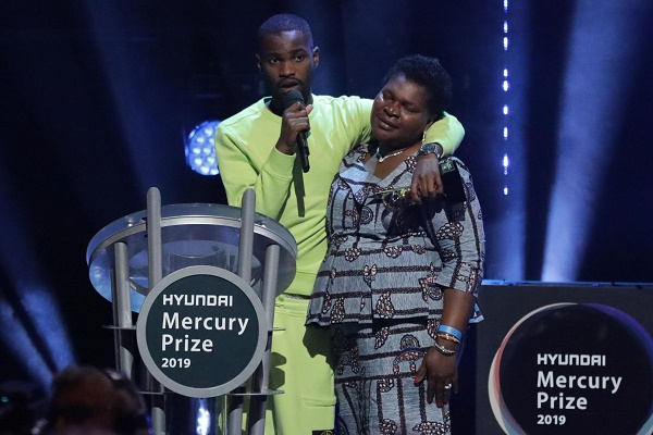 Dave, British-Nigerian rapper, bags Mercury Prize for best UK's album