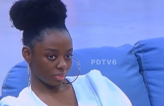 Diane evicted from BBNaija -- after 92 days