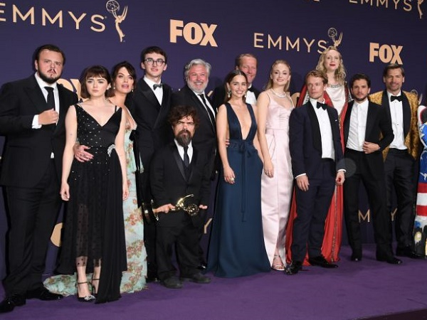 FULL LIST: 'Game of Thrones' win big at 2019 Emmys
