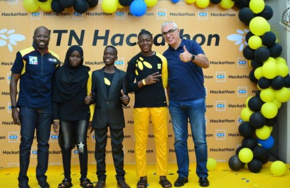 14-year-old develops mini-encyclopedia to win MTN Kiddies hackathon