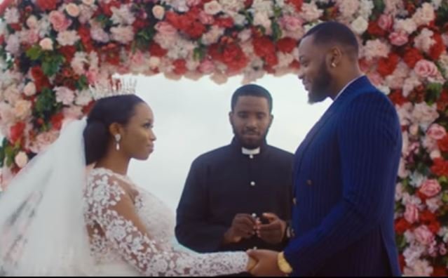 WATCH: Teddy A, Bambam wed on Johnny Drille's 'Count on You'