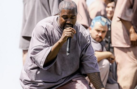 Kanye West announces release date for 'Jesus is King' album