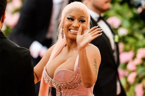 Nicki Minaj announces retirement from music -- to start a family