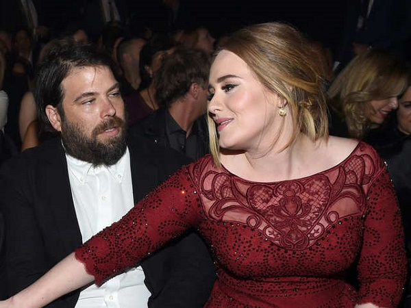 Adele files for divorce from husband